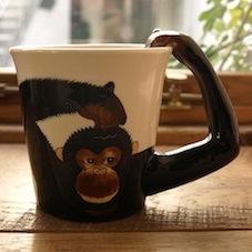 アニマル・マグ|チンパンジー